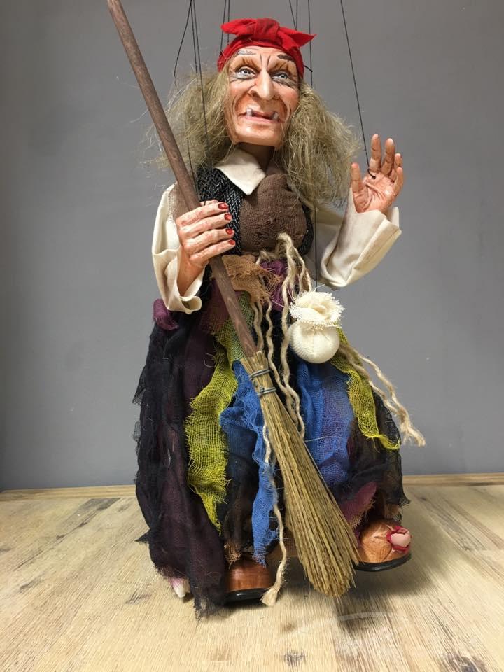 Baba Yaga  sc 1 st  Rici Marionettes & Baba Yaga - Rici Marionettes u2013 puppet manufacture